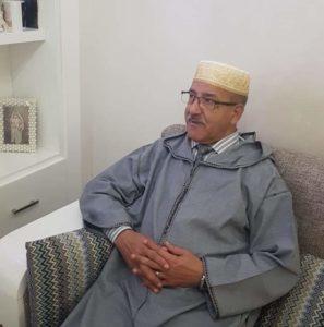 المرحوم بإذن الله السيد محمد دحمون